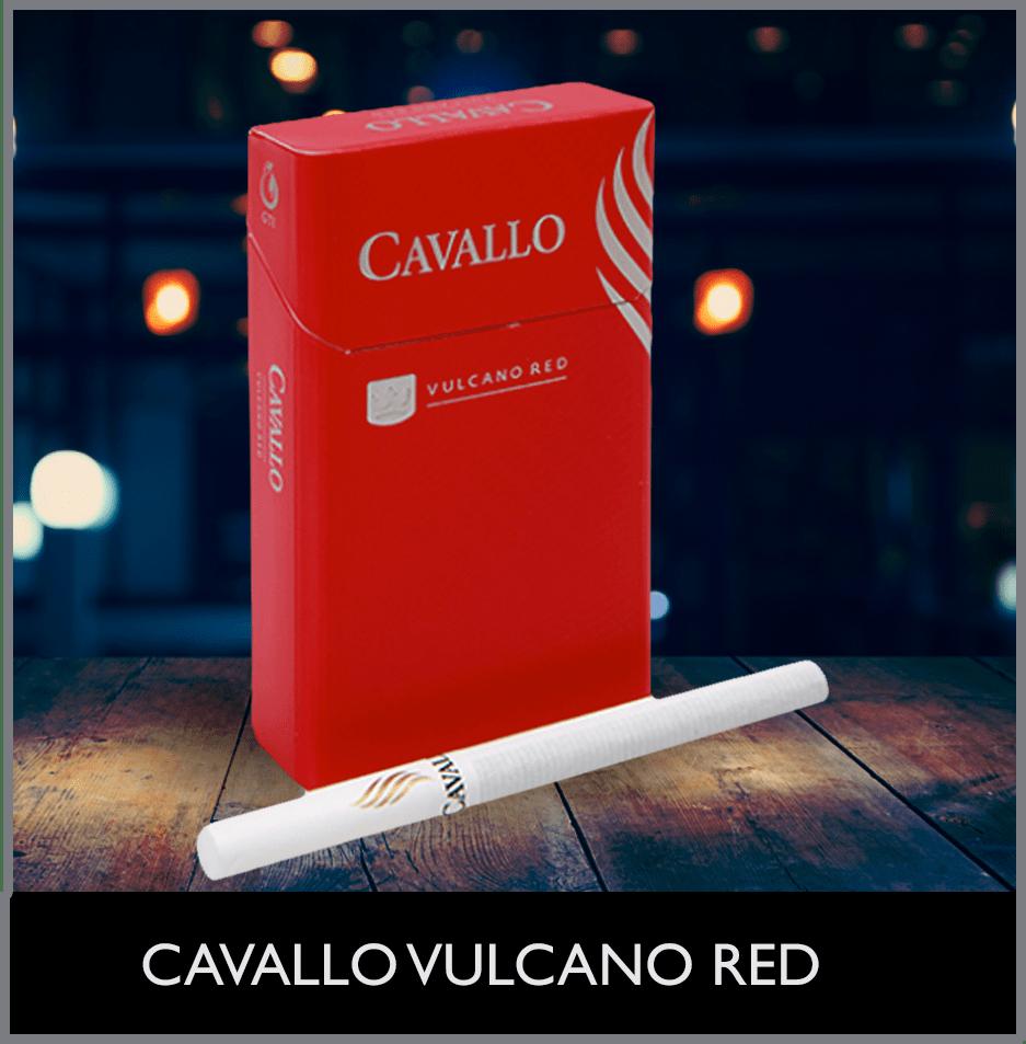 CAVALLO VOLCANO RED